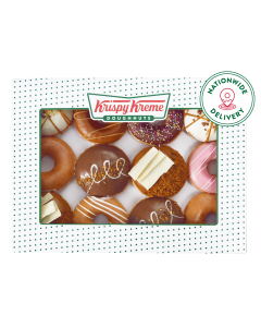 Favourites dozen nationwide delivery top down lid on