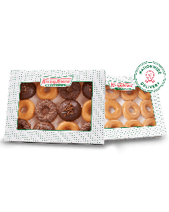 Favourites double dozen with nationwide delivery logo