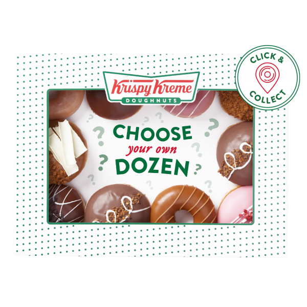 Choose Your Own Dozen