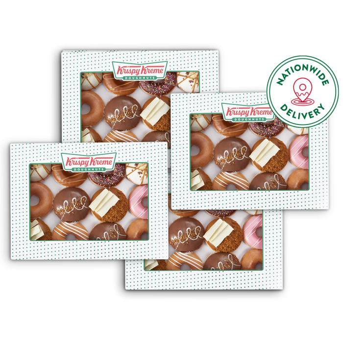 The variety favourites bundle with nationwide delivery roundel