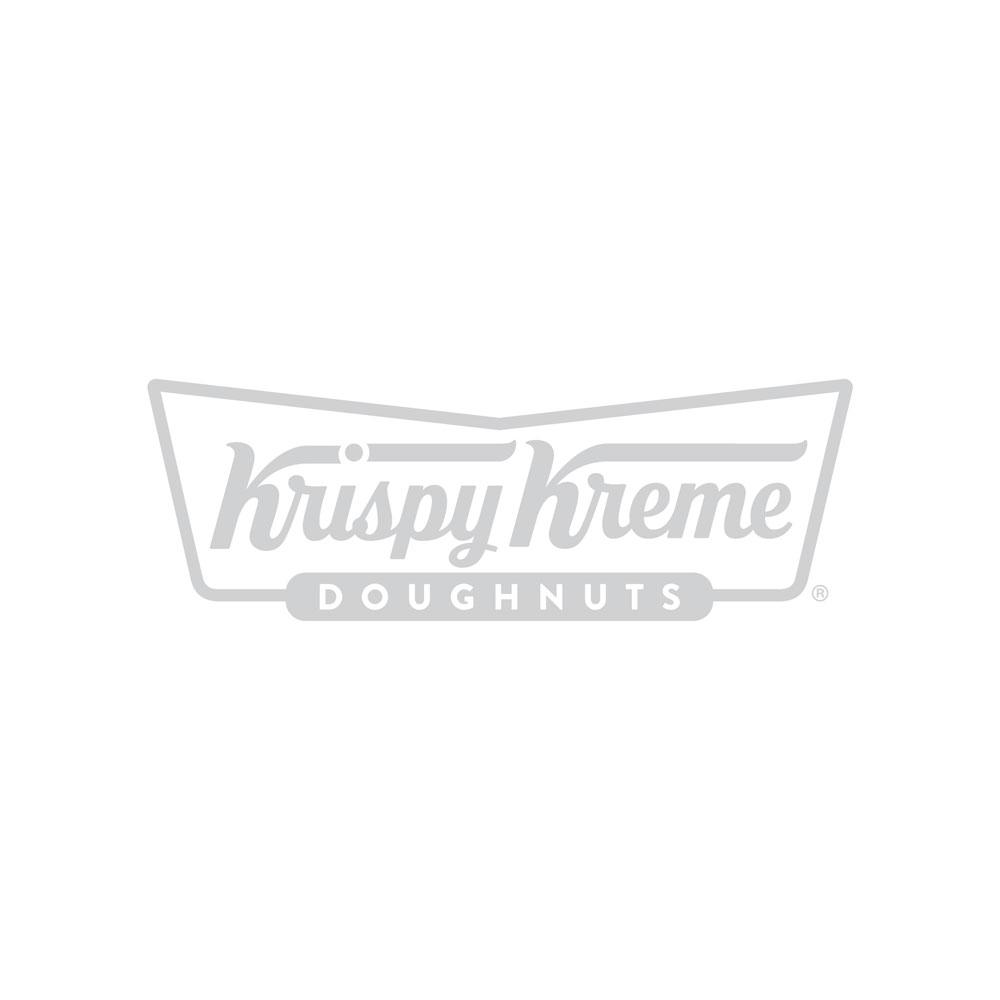 Sharer and original glazed double dozen with click & serve logo
