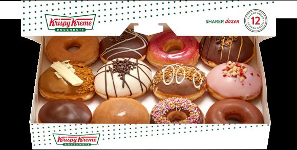 Krispy Kreme Creations